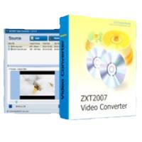 ZXT2007 Video Converter (แปลงไฟล์วีดีโอ All in One คุณภาพสูง)