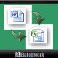 Batch DOC TO XLS Converter (โปรแกรมแปลงไฟล์ DOC เป็น ไฟล์ Excel)