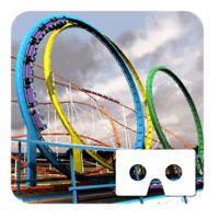 VR Roller Coaster (App เกมส์ รถไฟเหาะเสมือนจริง)