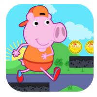 Super Pig World (App เกมส์ หมูน้อยผจญภัย)