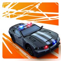 Smash Cops Heat (App เกมส์ขับรถตำรวจ ไล่ล่าจับรถผู้ร้าย)