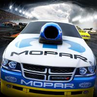 Mopar Drag N Brag (App เกมส์แข่งรถทางตรง)