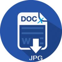 Free DOCX to JPG Converter (โปรแกรมแปลงไฟล์ Word เป็นไฟล์ JPG)