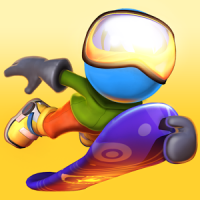RAD Boarding (App เกมส์สไลด์บอร์ด)