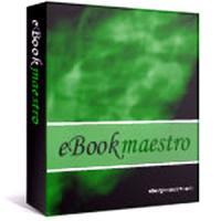 eBook Maestro (โปรแกรม eBook Maestro สร้างหนังสือ e-Book)
