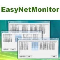 EasyNetMonitor (มอนิเตอร์ ดูสถานะ Host หรือ Website ปลายทาง)