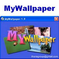 MyWallpaper (โปรแกรมเปลี่ยน Wallpaper บนเครื่องคอม อัตโนมัติ) :