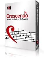 Crescendo Music Notation Editor (ทำโน๊ตเพลง เขียนโน๊ตดนตรี พิมพ์โน๊ตฟรี) :