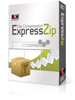 Express Zip File Compression :
