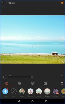 App ตัดต่อวิดีโอ VivaVideo