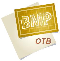 BMP to OTB Converter (โปรแกรมแปลงไฟล์ BMP เป็น OTB ฟรี) :