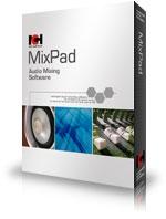 MixPad Multitrack Recording (โปรแกรมมิกซ์เพลง ปรับแต่งเสียงเพลง) :