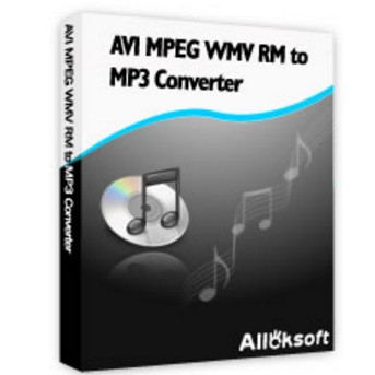 Allok AVI MPEG WMV RM to MP3 Converter :