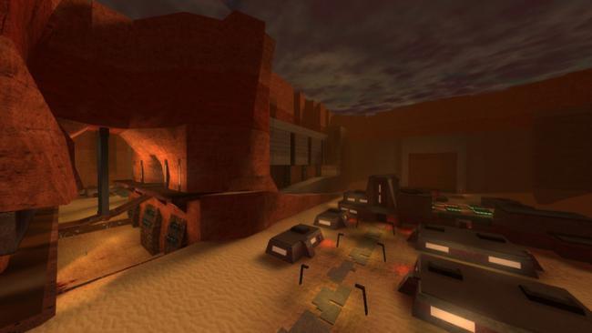 เกมส์ยิง 3 มิติ Red Eclipse