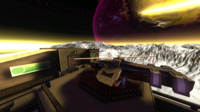 Red Eclipse (เกมส์ Red Eclipse ยิงออนไลน์อวกาศสไตล์ FPS) :