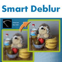 SmartDeblur (โปรแกรม SmartDeblur แก้ภาพเบลอ ภาพไม่ชัด)