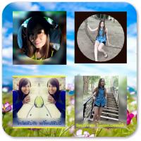 Kidsoft Photoframe (App ใส่กรอบรูปสวยๆ พร้อมข้อความโดนใจ)
