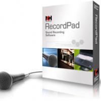 RecordPad Sound Recording (โปรแกรมบันทึกเสียง)