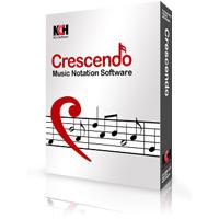 Crescendo Music Notation Editor (ทำโน๊ตเพลง เขียนโน๊ตดนตรี พิมพ์โน๊ตฟรี)
