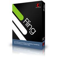 Fling (รับส่งข้อมูล FTP กับ Server ผ่าน Windows Explorer)