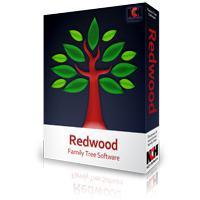 Redwood Family Tree (โปรแกรมสร้างแผนภูมิเครือญาติ ใส่ข้อมูลได้อย่างละเอียด)