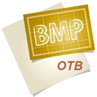 BMP to OTB Converter (โปรแกรมแปลงไฟล์ BMP เป็น OTB ฟรี)