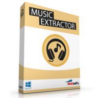 MusicExtractor (โปรแกรม MusicExtractor แยกไฟล์เสียงออกจากวีดีโอ)