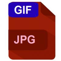 Free GIF to JPG Converter (โปรแกรมแปลงไฟล์ GIF เป็น JPG)