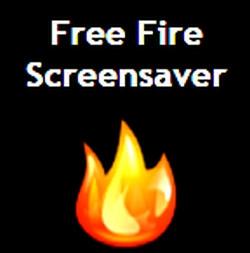 Fire Screensaver (โปรแกรม Fire Screensaver สกรีนเซฟเวอร์ เปลวไฟ) :
