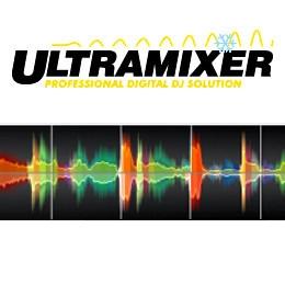 UltraMixer (โปรแกรม UltraMixer มิกซ์เสียง ผสมเพลงแบบดีเจ) :