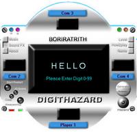 Boriratrith DigitHazard (เกมส์ Boriratrith DigitHazard แข่งทายตัวเลขอันตราย)