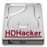 HDHacker (โปรแกรม HDHacker ดู MBR และ BootSector ของฮาร์ดดิสก์)