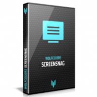ScreenSnag (โปรแกรม ScreenSnag เซฟหน้าจอ ฟรี)
