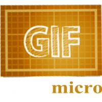 GIFmicro (โปรแกรม GIFmicro ปรับแต่ง ลดขนาดไฟล์ GIF)