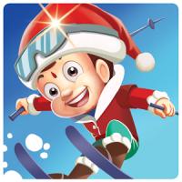Chhota Bheem Himalayan (App เกมส์สกีบนเขาหิมาลัย)