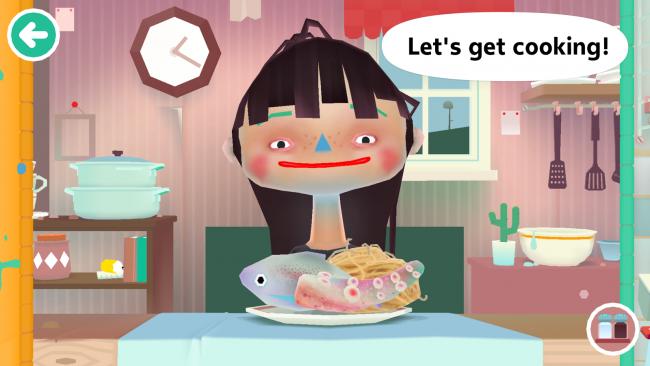 เกมส์ทำอาหาร Toca Kitchen 2