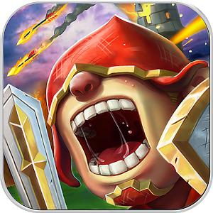 Clash of Lords 2 (App เกมส์ล่าบัลลังก์โลกแฟนตาซี) :