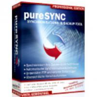 PureSync (โปรแกรม PureSync สำรองไฟล์ ซิงค์ข้อมูลไฟล์)