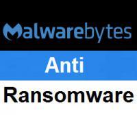 Malwarebytes Anti-Ransomware (ป้องกันไวรัสเรียกค่าไถ่ การจับข้อมูล เป็นตัวประกัน เพื่อเรียกค่าไถ่)