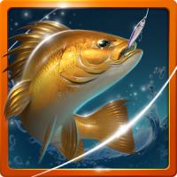 Fishing Hook (App เกมส์ตกปลาบนท้องทะเลสวยงาม)