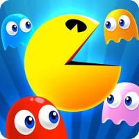 PAC MAN Bounce (App เกมส์แพคแมนสไตล์พัซเซิล)