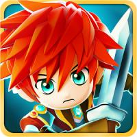 Colopl Rune Story (App เกมส์ผู้กล้าสไตล์แอคชั่น RPG)