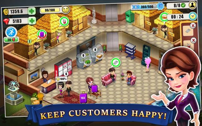 เกมส์ Resort Tycoon