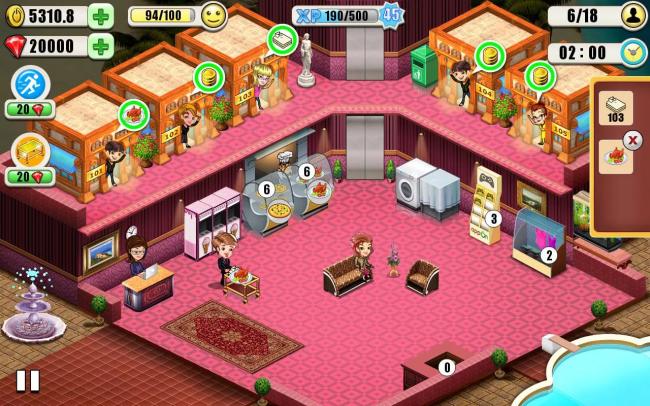 ดาวน์โหลด Resort Tycoon