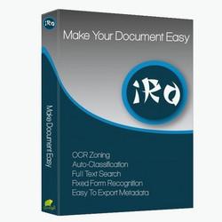 iRO (โปรแกรม iRO แปลงข้อความในรูปภาพ เป็น ไฟล์เอกสาร) :