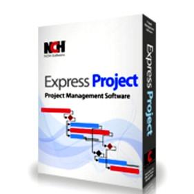 Express Project (โปรแกรมวาด ทํา Gantt Chart ฟรี) :