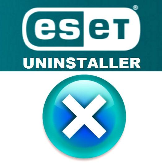 ESET Uninstaller (เครื่องมือลบโปรแกรม NOD32 หมดจด และโปรแกรมจาก ESET) :