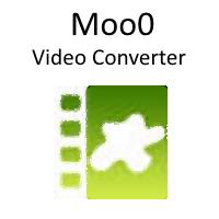 Moo0 Video Converter (โปรแกรมแปลงไฟล์ วีดีโอ เสียงเพลง ฟรี) :