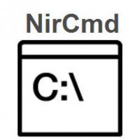 NirCmd (โปรแกรม NirCmd พิมพ์คำสั่งแบบ Command Line)