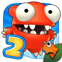 Mega Jump 2 (App เกมส์มอนสเตอร์กระโดดทะยานฟ้า)
